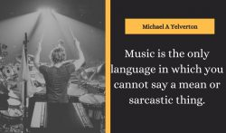 Michael A Yelverton is a tremendous music instructor