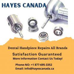 dental handpiece repairs Mississauga