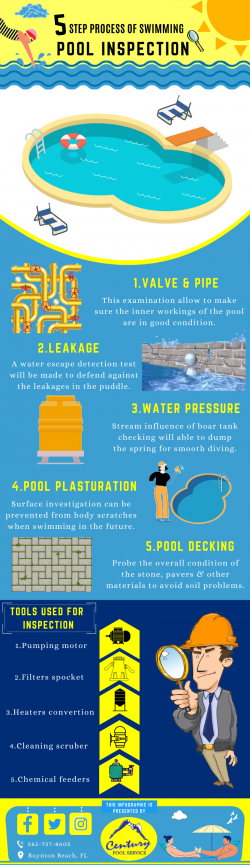 High-quality and Premier Swimming Pool Inspection Service