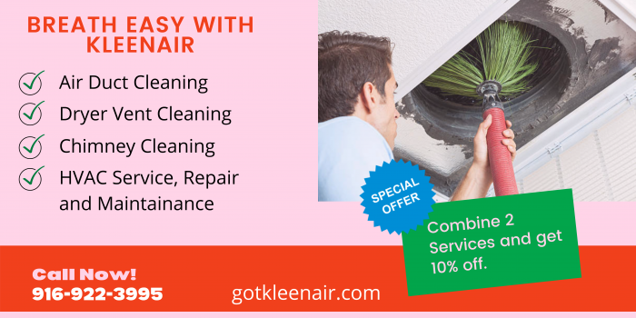 Hire An Expert For Air Duct Cleaning Davis Services