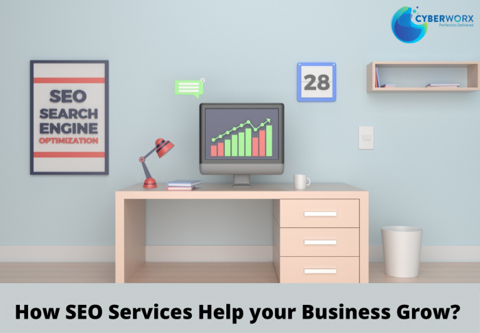 How SEO Services Help your Business Grow?