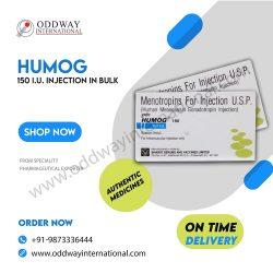 Shop Online Humog 150 IU Injection