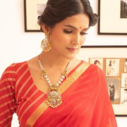 Shop precious designs of indian antique jewelry online