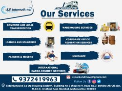 International packers and movers in Mumbai