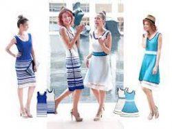 Reversible clothing | Multiple look | Dress