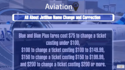 How to make JetBlue Flight Changes: Name Correction! Policy! Fee