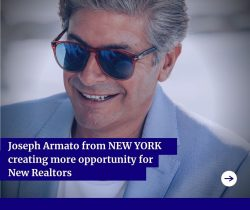 Joseph Armato From New York Creating More Opportunities for Realtors