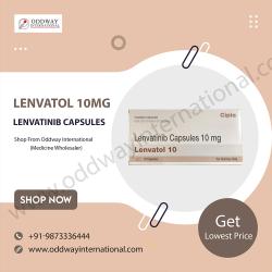 Lenvatol 10mg Lenvatinib Capsules Online
