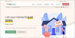 List your home online