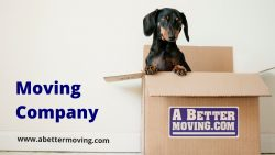 Home Moving Company – A Better Moving