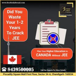 Study Abroad With / Without IELTS. Check Your Eligibility With Us.