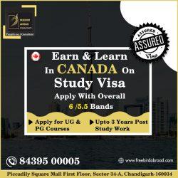 Earn & Learn In Canada On Study Visa