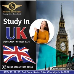 Apply For Your UK Study Visa Now