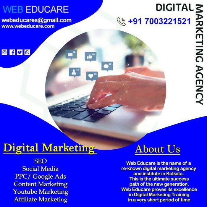 Social Media Marketing Service | Social Media Marketing | Web Educare