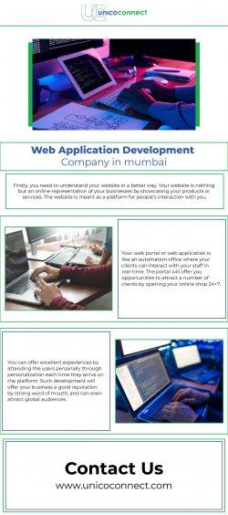 Popular Web Development Company in Mumbai – Unico Connect