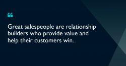Adam Michael Gringruz | Successful Salesman