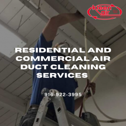 Air Duct Cleaning Lincoln Services