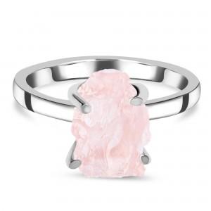 Raw Crystal Jewelry Ring