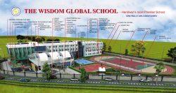 The Wisdom Global School in Haridwar