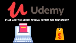 Know The Udemy Special Offers For New Users & Customers