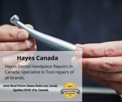 Dental Handpiece Repairs Vancouver
