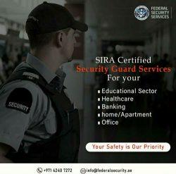 Security Guard Company Dubai