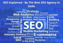 SEO Explained: Basics by the Best SEO Agency in Delhi