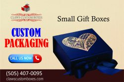 We provide you a fantastic variety of small gift boxes.