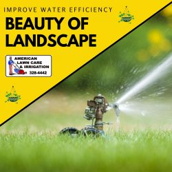 Specializes in Designing Irrigation Systems