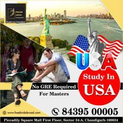 Apply For USA Study Visa Master Course