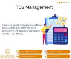 Advanced TDS Management System