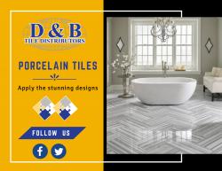 Get Superior Designs In Porcelain Tiles