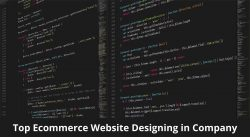 Top Ecommerce Website Designing Company