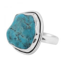 Turquoise Rough Ring