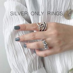 types of silver