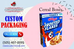 Protect your food with cereal boxes