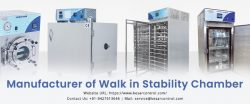manufacturer of walk in stability chamber