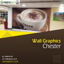 Wall Graphics Chester