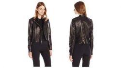 Washable Leather | Techno jacket | Transformation