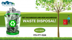 Commercial Waste Disposal Services!