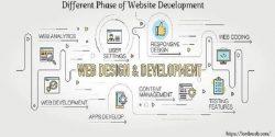 Different Phase of Website development