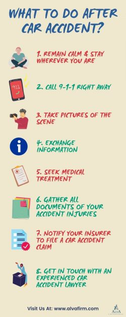 What to do after Car Accident?