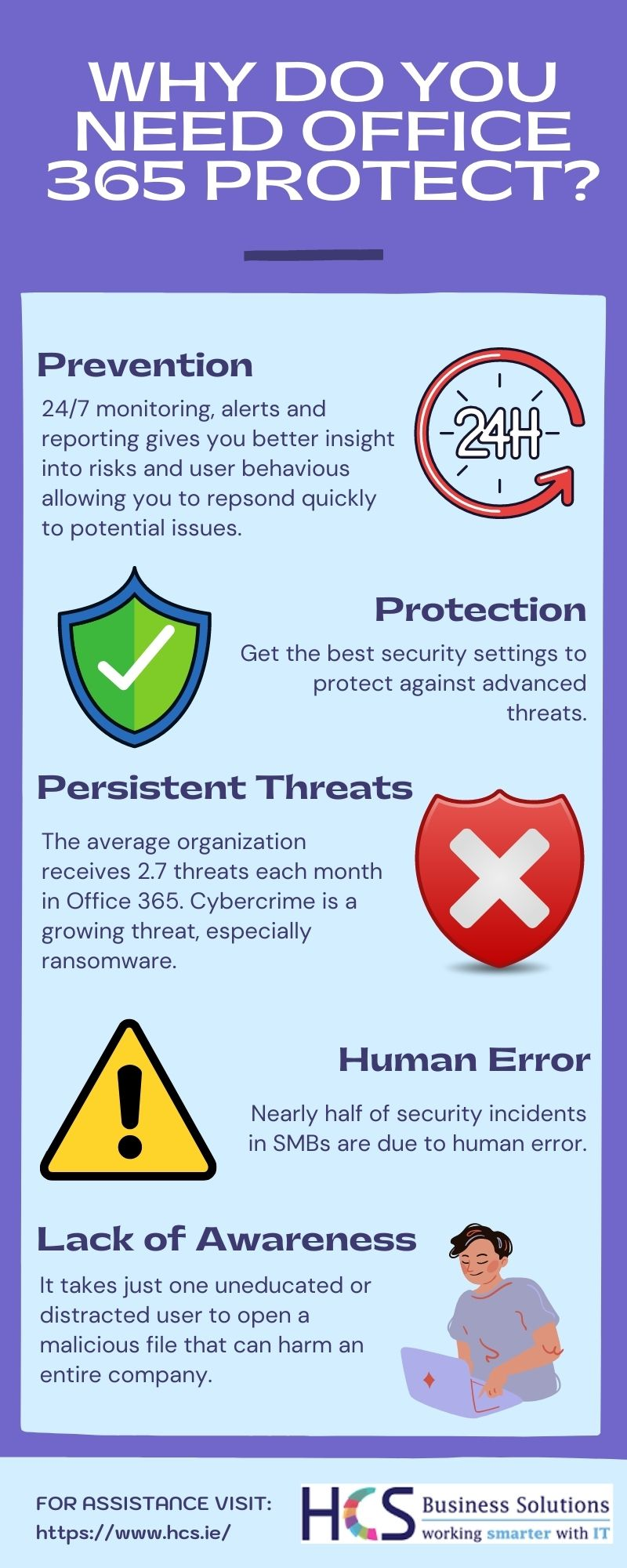 Why do you need Office 365 Protect?