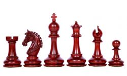 Wood Carving Chess Pieces