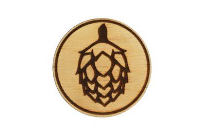 Shop Wooden Hops Coasters