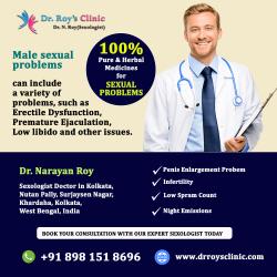 Sexologist in Kolkata   Best Sexologist in Kolkata   Sexual Problem in Male