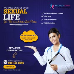 Sexologist for Female in Kolkata   Best Ayurvedic Doctor   Dr. Narayan Roy