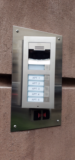 Commercial Security Systems NYC
