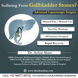 Best Laparoscopic Surgeon in Kolkata | Gallbladder Stones Treatment