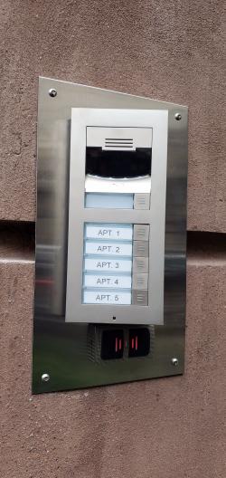 Buzzer systems NYC